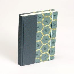 Notizbuch ALMA Cumberland | 12 x 16,5 cm, 144 Blatt blanko