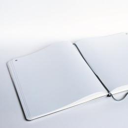 Notizbuch BASIC KONTOR 24 x 28 cm, 96 Blatt blanko