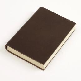 Notizbuch CLASSIC dunkelbraun | DIN A 5, 144 Blatt Punktraster