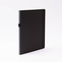 Notizbuch CONTEMPORARY dunkelgrau | DIN A 4, 96 Blatt blanko