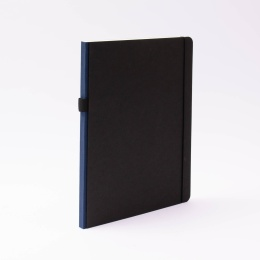 Notizbuch CONTEMPORARY preußisch blau | DIN A 4, 96 Blatt liniert