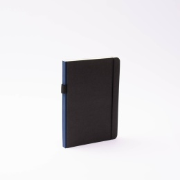 Notizbuch CONTEMPORARY preußisch blau | DIN A 5, 96 Blatt blanko