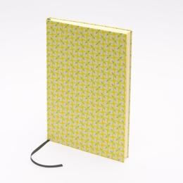 Notizbuch HENRIETTE Putbus | 12 x 16,5 cm, 96 Blatt blanko