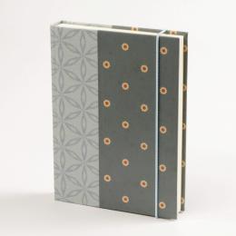 Notizbuch JACKIE Biarritz | 12 x 16,5 cm, 144 Blatt blanko