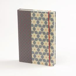 Notizbuch JACKIE La Rochelle | 12 x 16,5 cm, 144 Blatt blanko