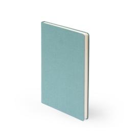 Notizbuch LEINEN jade   DIN A 5, 96 Blatt liniert