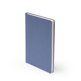 Notizbuch LEINEN nachtblau | DIN A 5, 96 Blatt liniert