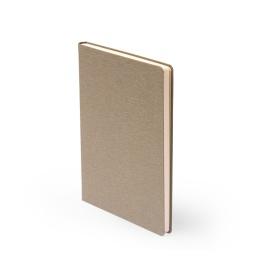 Notizbuch LEINEN olive | DIN A 5, 96 Blatt blanko