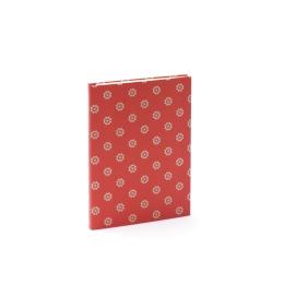 Notizbuch MARLIES Öresund | 12 x 16,5 cm, 96 Blatt Punktraster