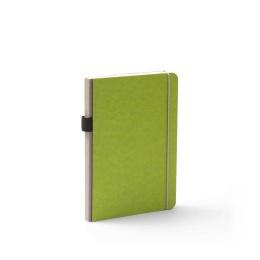 Notizbuch NEW GENERATION grün | DIN A 5, 96 Blatt Punktraster