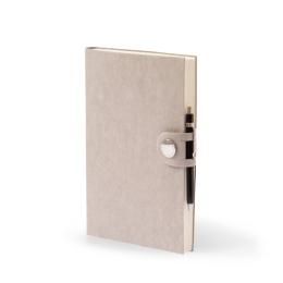 Notizbuch NOX grau | DIN A5, 144 Blatt Punktraster