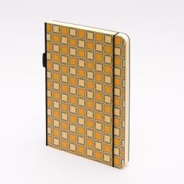 Notizbuch OLIVIA London | DIN A 5, 96 Blatt blanko