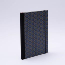 Notizbuch OLIVIA Paris | DIN A4, 96 Blatt Punktraster