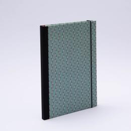 Notizbuch OLIVIA Bucuresti | DIN A4, 96 Blatt Punktraster