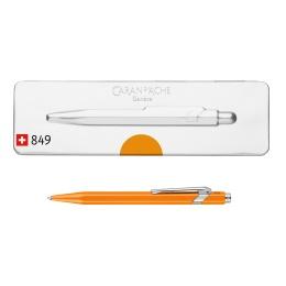 Kugelschreiber 849 POPLINE orange fluo