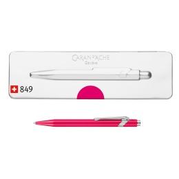 Kugelschreiber 849 POPLINE purpurrot fluo