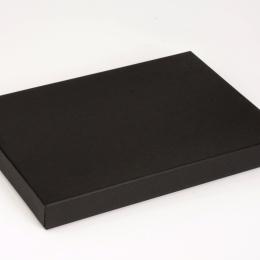 Schachtel BLACK BOX DIN A 5, Überformat