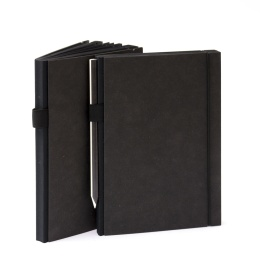 Skizzenbuch BLACK BOOK