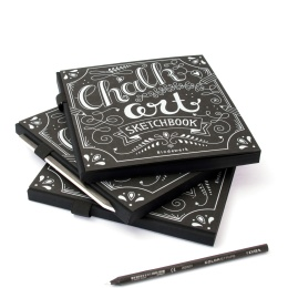 Skizzenbuch CHALK BOOK