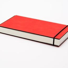 Skizzenbuch INSPIRATION COLOUR rot | 21 x 10,5 cm, 96 Blatt blanko 120 g