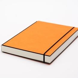 Skizzenbuch INSPIRATION COLOUR orange   DIN A5, 96 Blatt blanko 160 g