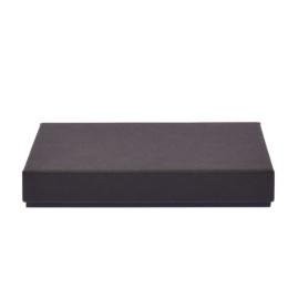 Schachtel ARCHIV BOX schwarz | DIN A5, Überformat