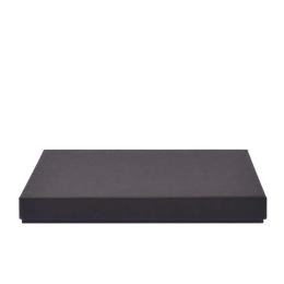 Schachtel ARCHIV BOX schwarz | DIN A4, Überformat